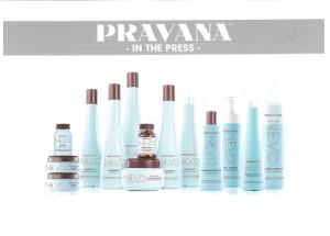 Pravana in the Press